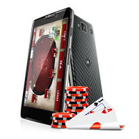 Poker android mobile motorola