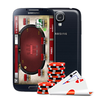 Poker android mobile samsung