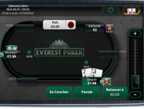 Télécharger Everest Poker Sur Android