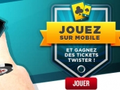 Twister, L'offre Mobile D'Everest Poker